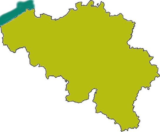 carte gps randonnee belgique