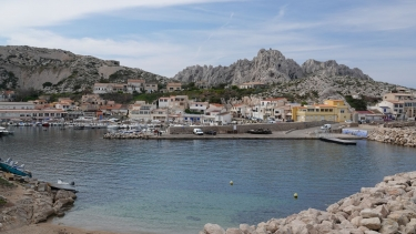 calanques - CALANQUE DE CALLELONGUE