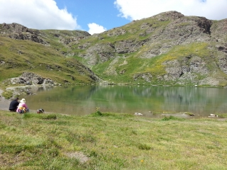 LAC DU GRAND LAUS-hautes-alpes