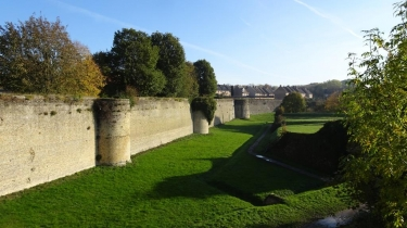 LES FORTIFICATIONS DE BERGUES-nord