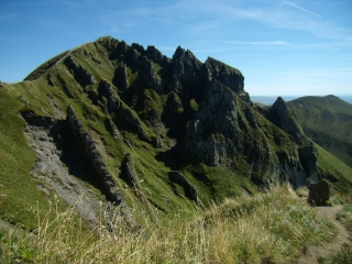 TOUR DU SANCY-puy-de-dome
