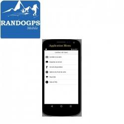 Lecteur de trace pour Android et Iphone