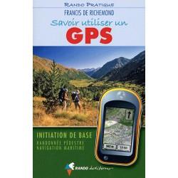 SAVOR UTILISER UN GPS