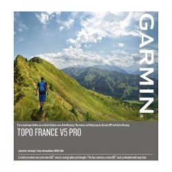 Topo France entière  V5 PRO + DOM TOM