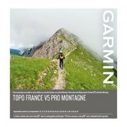 Topo France V5 PRO - Montagne