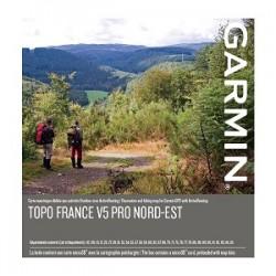 Topo France V5 PRO - 1/4 de France