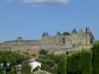 CARCASSONNE - MONTREAL-aude
