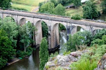 PONT D OUILLY - CLECY (2)-calvados