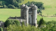 TOURNEMIRE - COL DE LEGAL - GIRCOLS-cantal