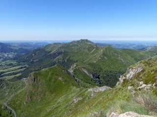 LAVIGERIE - LE PUY MARY-cantal