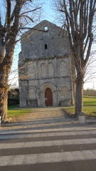 CHAMPMILLON - HIERSAC-charente