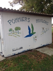 POMMIERS-MOULONS-charente-maritime