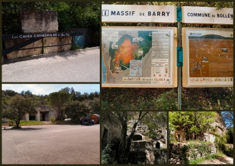 MASSIF DU BARRY-drome