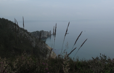MORGAT - LOSTMARCH  VIA LE CAP DE LA CHEVRE-finistere