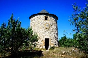 MOULIN DE PARIGNARGUES-gard