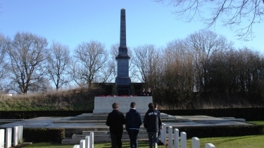 BOEZINGE - ESSEX FARM-belgique