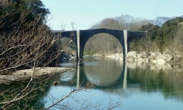 Ravin Des Arcs Pont Et Chapelle De Saint Etienne D