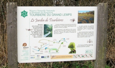 CHABONS - TOURBIERE LE GRAND LEMPS-isere