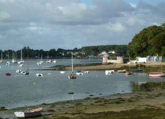 POINTE D ARRADON-morbihan