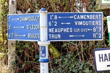 CAMEMBERT - CHAMPOSOULT-orne