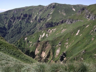 CRETES DU PUY DE SANCY-puy-de-dome
