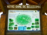 ND-DE-BELLECOMBE - SENTIER DE COVETAN-savoie