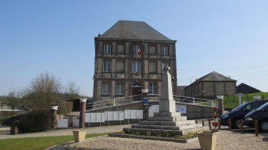 CAILLY - LA RIVIERE DE CAILLY-seine-maritime