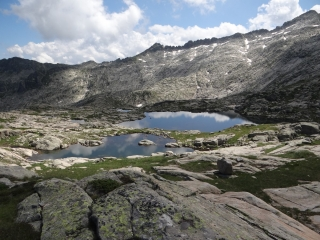 LE TOUR DES ETANGS DES LAVANTS DE L ESCALE-ariege
